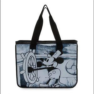 Mickey Mouse Steamboat Willy Tote Bag